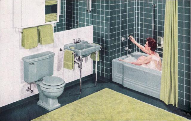 Mid2mod Mid Century Bathrooms