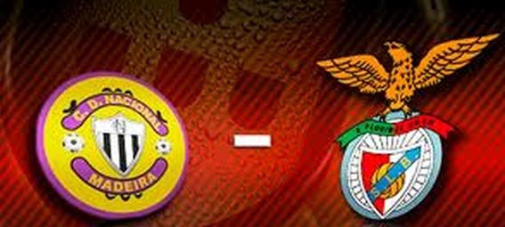 Benfica Vs Nacional: O Belo Voar Da Águia: Nacional Vs Benfica ( 18ª Jornada