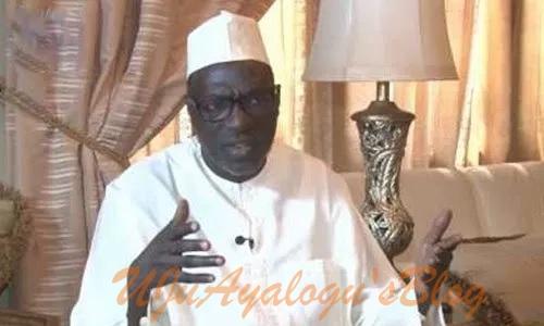 Kanu's actions worse than that of northern youths –Makarfi Ahmed Makarfi