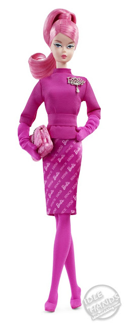 Toy Fair 2019 Mattel Barbie Proudly Pink Doll 25