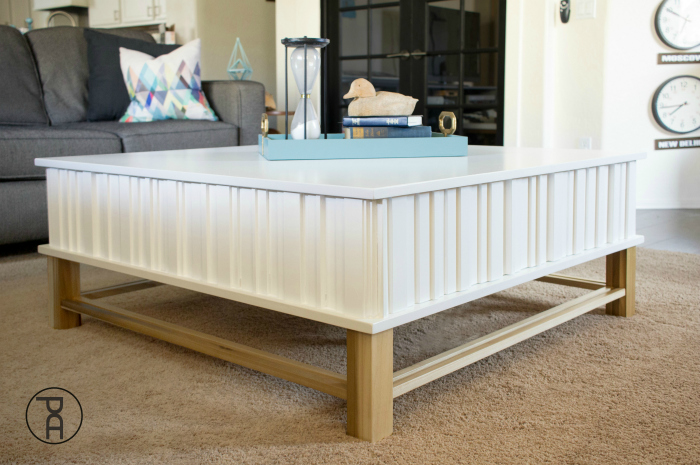 Murphy Bed Convertible Coffee Table | Pneumatic Addict