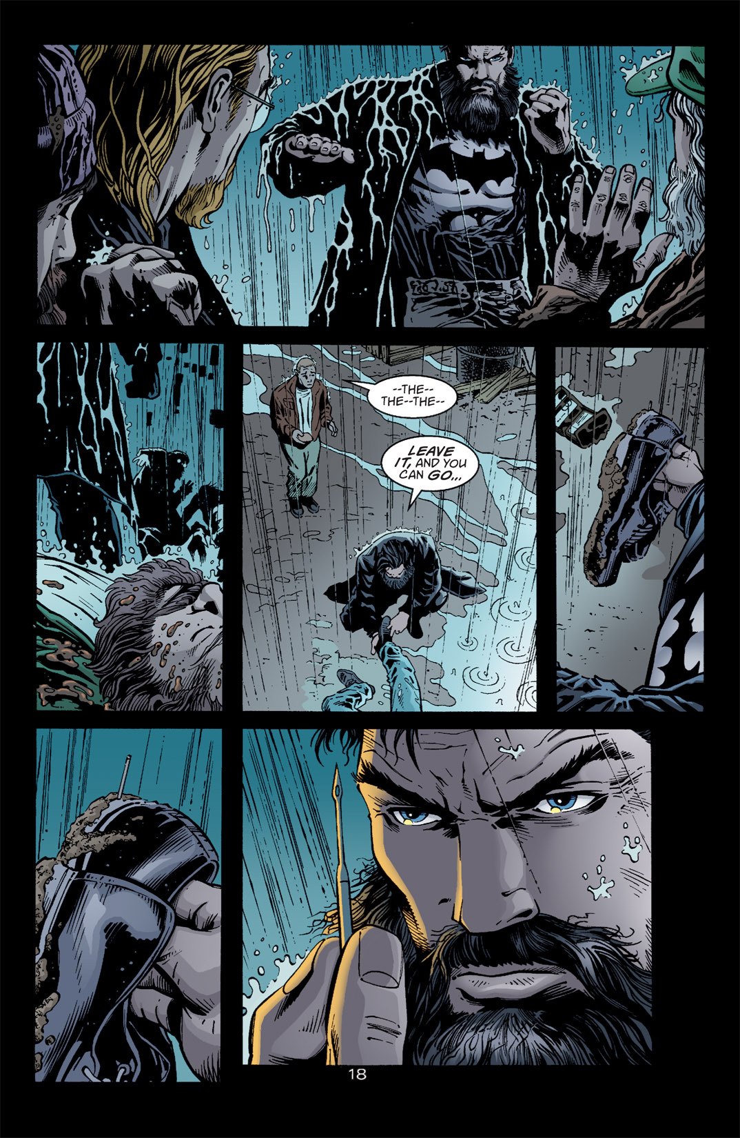 Detective Comics (1937) 784 Page 18