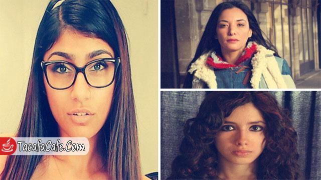 بالصور.. اشهر 10 نساء قدموا صورة سلبية للمرأة العربية!