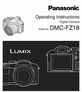 Panasonic DMC-FZ18 Manual