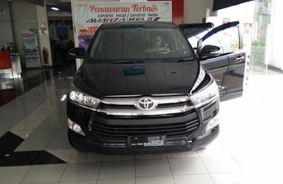 Eksterior Toyota Innova 2016