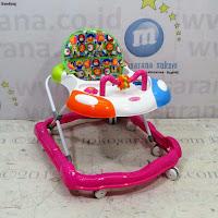 baby walker royal rainbow