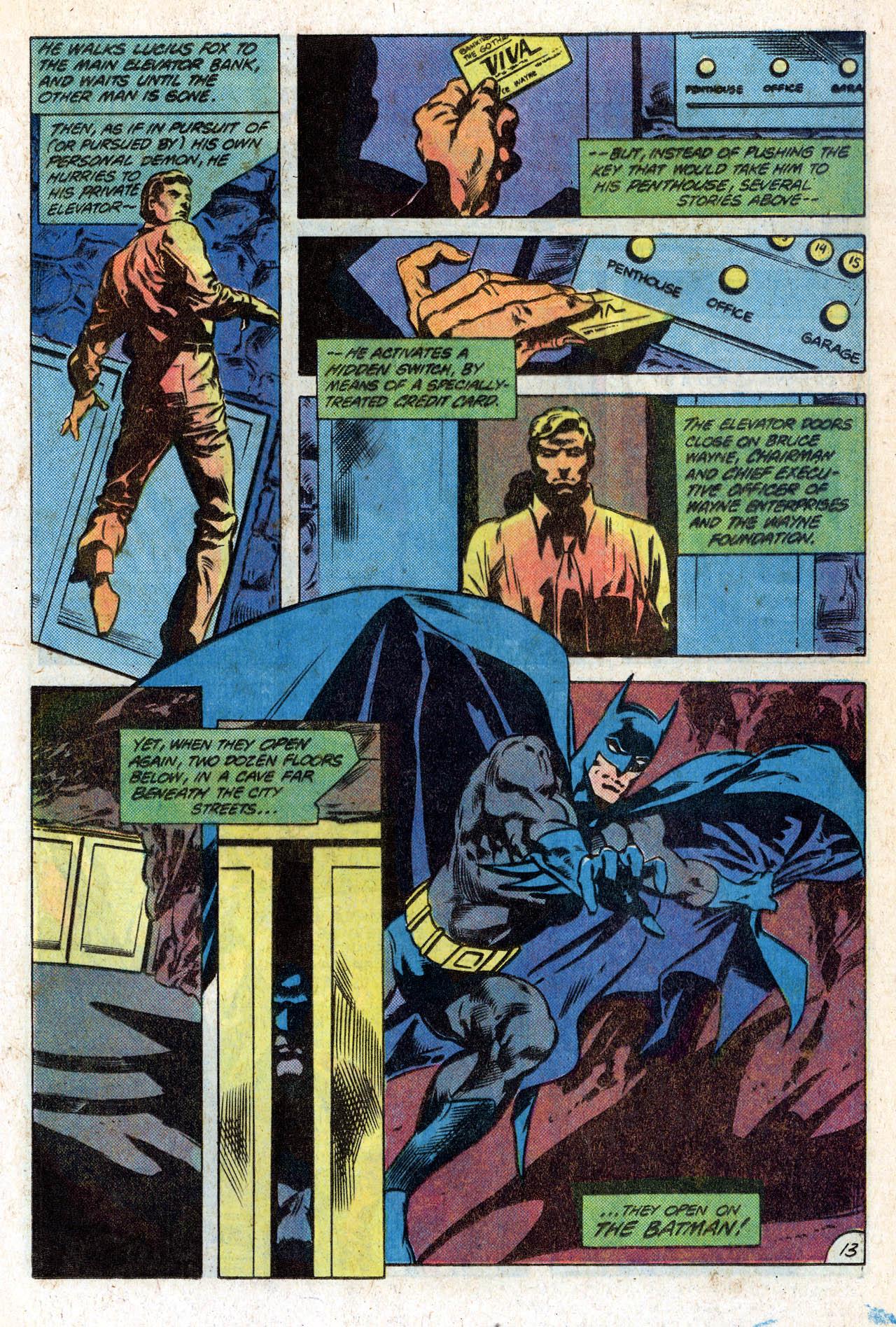 Detective Comics (1937) 511 Page 16