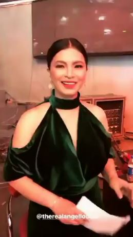 Angel Locsin Proudly Show The Goofy And Playful Side Of Her!
