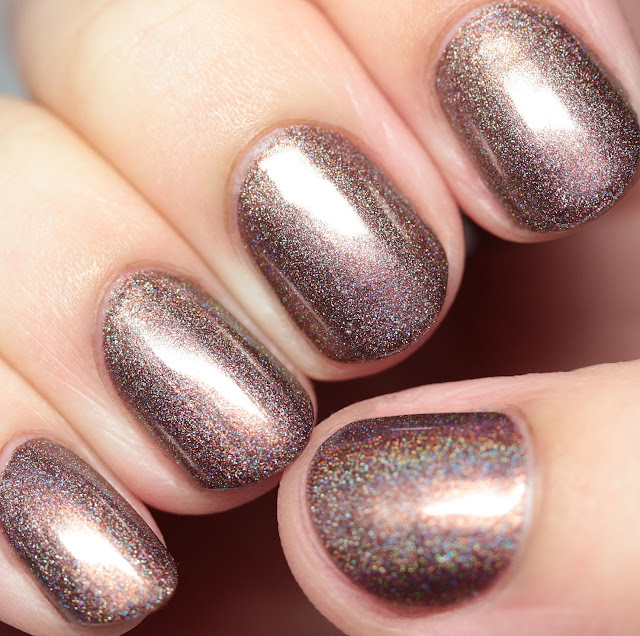 Grace-full Nail Polish Toasted Hazelnuts