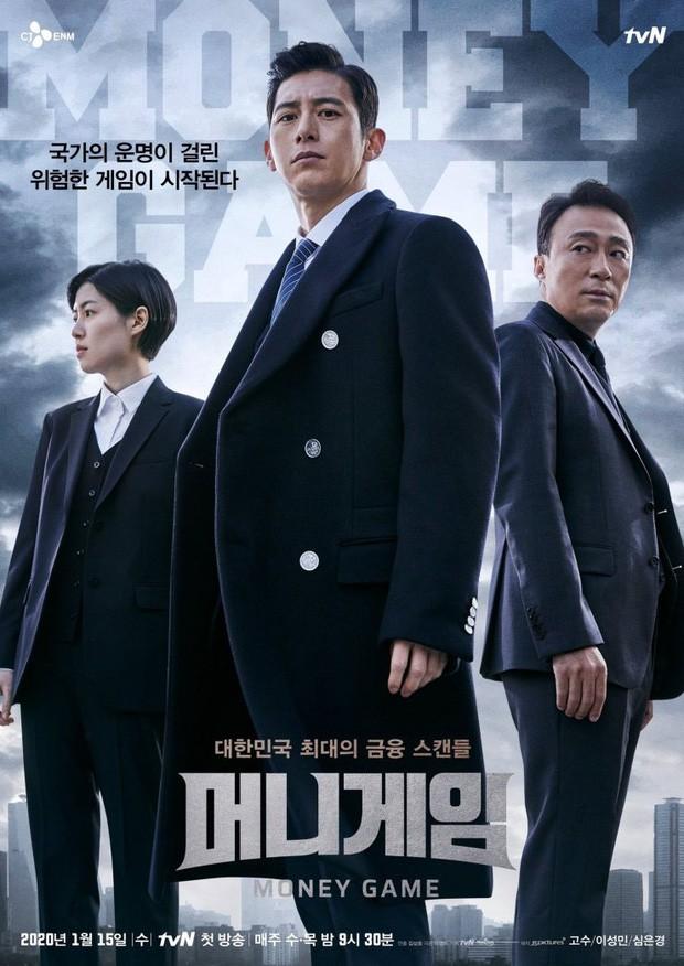 Trò Chơi Kim Tiền - Money Game (2020)