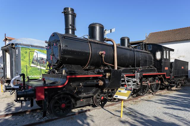 Железнодорожный музей Каталонии (Museu del Ferrocarril de Catalunya, Vilanova i la Geltrú )