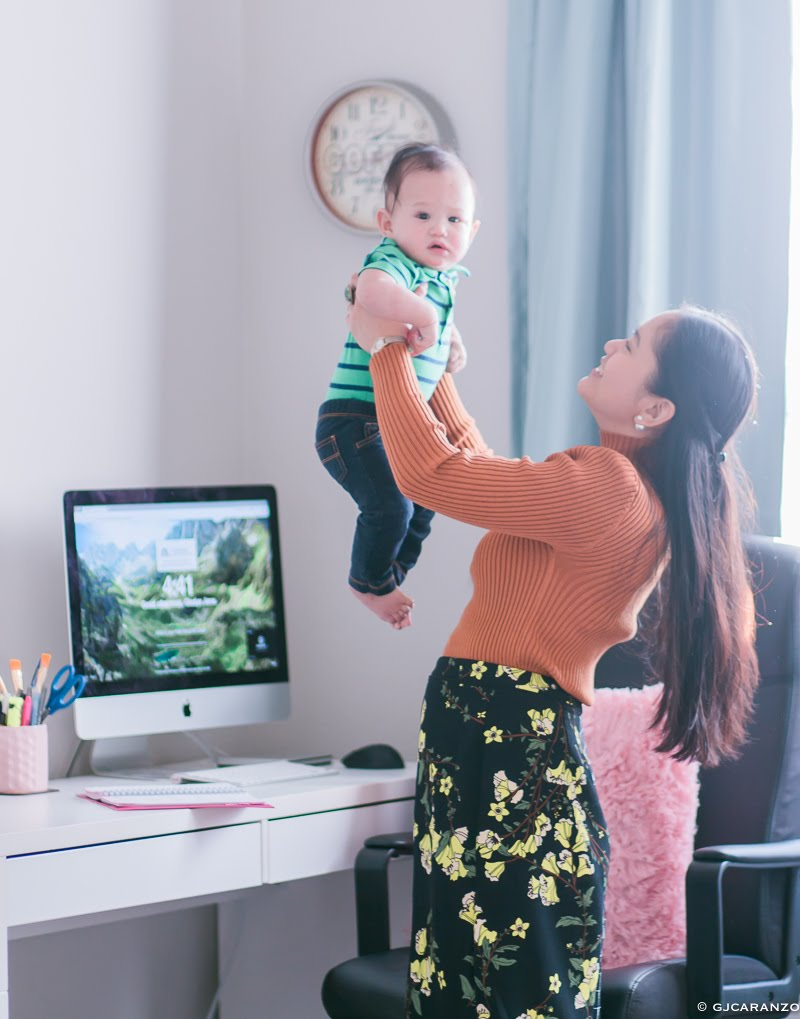 I Tried to be a Full-Time Stay At Home Mom For 6 Months -- And I Quit