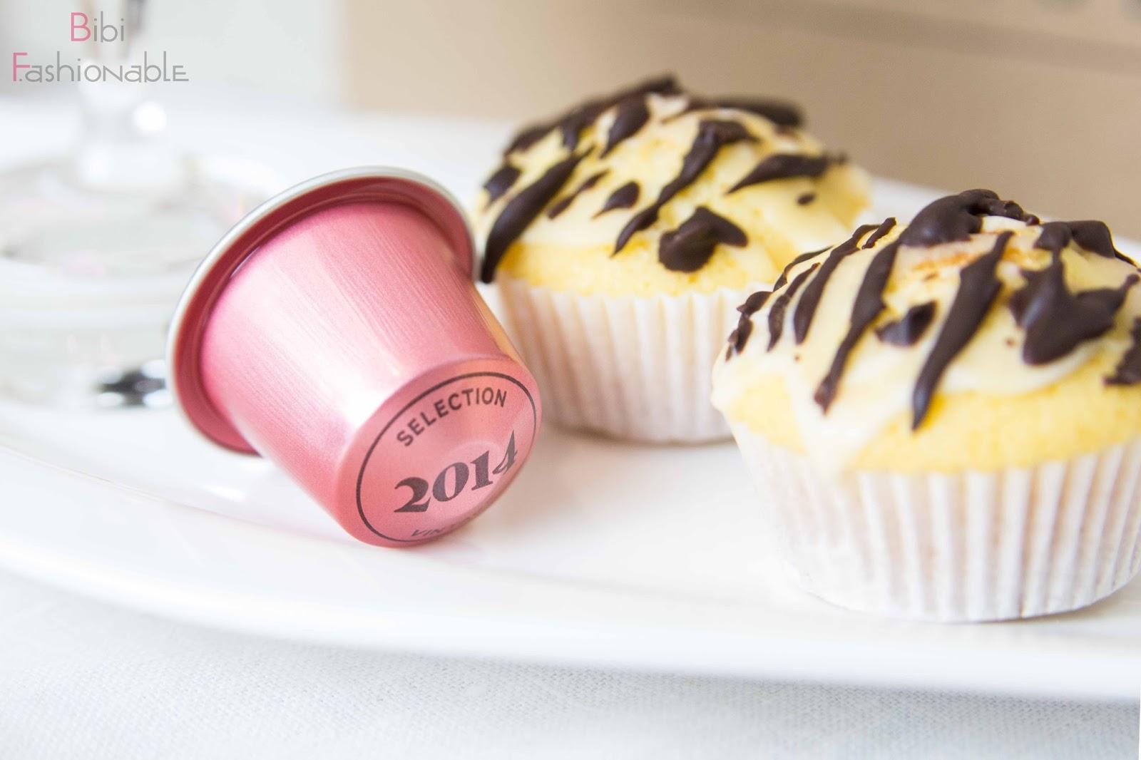 Selection Vintage 2014 Kapsel mini Eierlikör Muffins nah