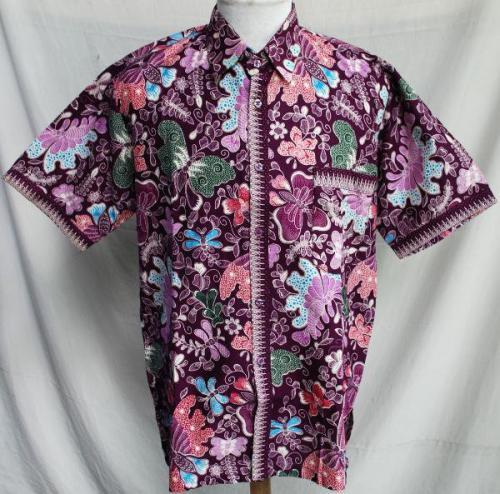 Contoh Baju Seragam Batik Sekolah: CONTOH SERAGAM BATIK SEKOLAH