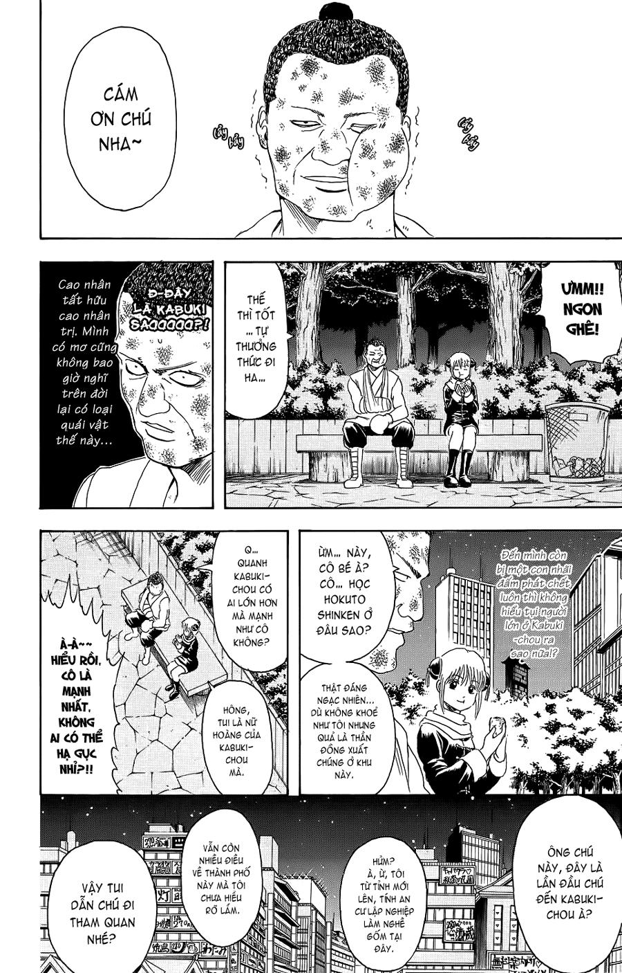 Gintama Chap 333 page 8 - Truyentranhaz.net