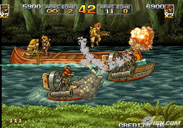 All Metal Slug 1-6 PC Games Free Download [PC Collection] - Computer