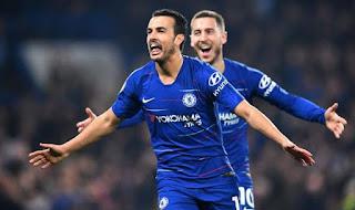 Premiere League: Chelsea vs Tottenham: Skor 2-0