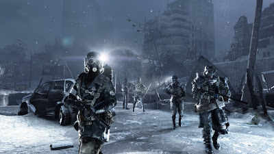 Sci-Fi Epic Novel METRO 2033 to Be Adapted as Movie