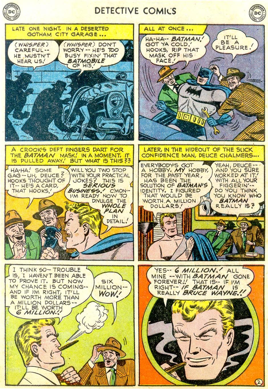 Read online Detective Comics (1937) comic -  Issue #179 - 4