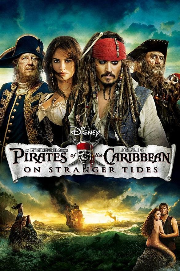 فیلم دوبله: دزدان دریایی کارائیب:سوار بر امواج ناشناخته (2011) Pirates of the caribbean:on stranger tides