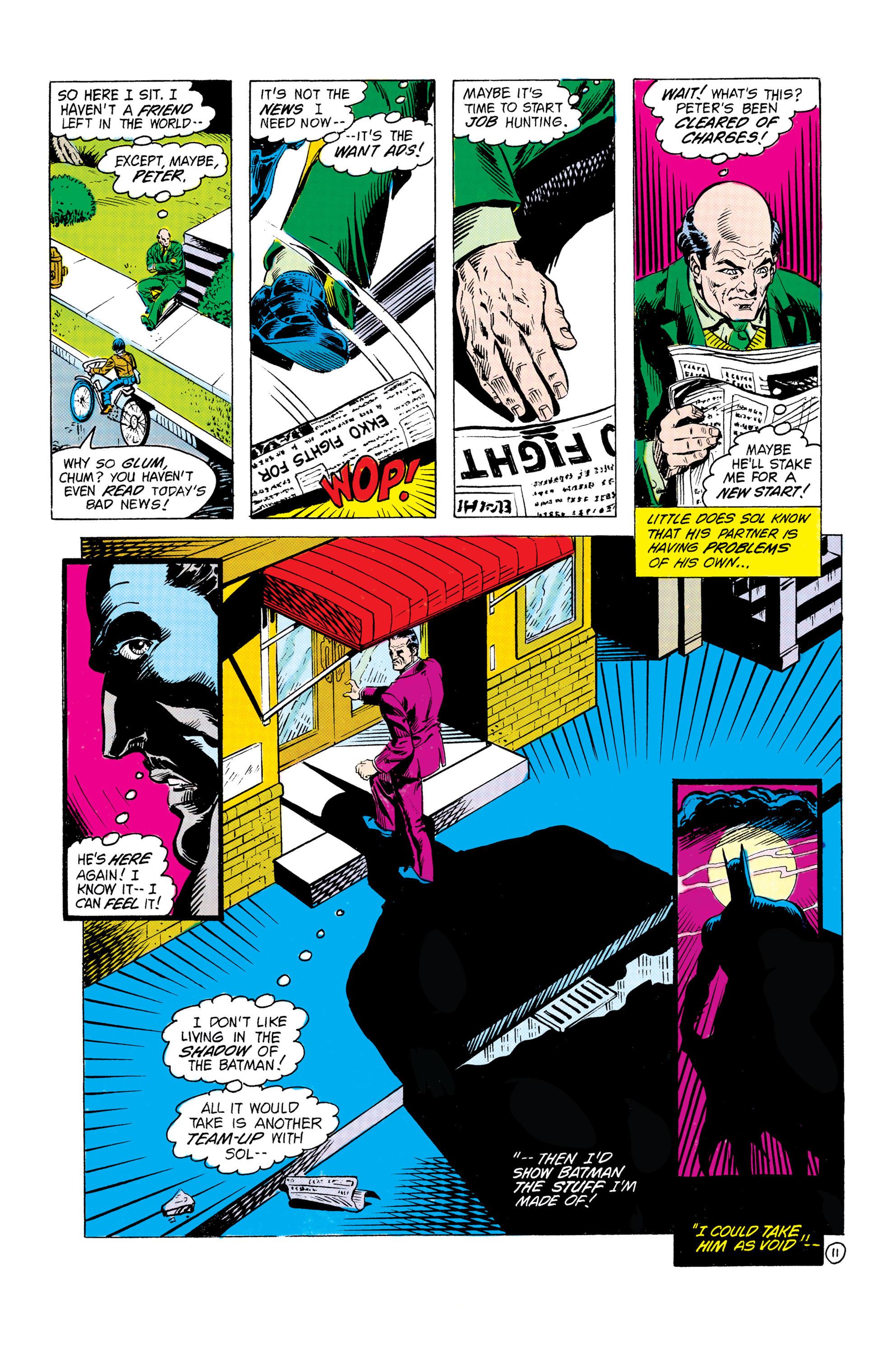 Read online World's Finest Comics comic -  Issue #304 - 12