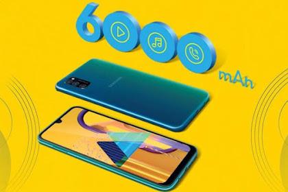 Andalkan Baterai 6.000 mAh, Ini Harga Samsung Galaxy M30s di Indonesia