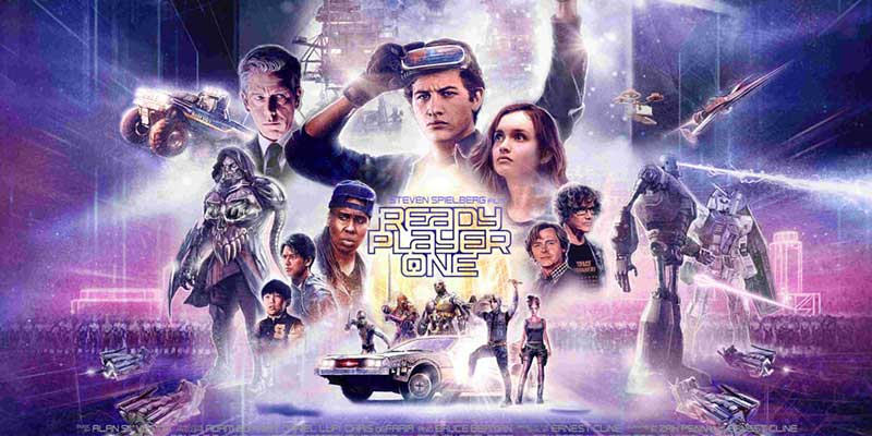 CineCrítica'ready Player SpielbergLos SpielbergLos Steven Steven Player One'2018De One'2018De CineCrítica'ready kOuZiPX