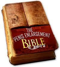 increase your penis size using the penis enlargement bible guide