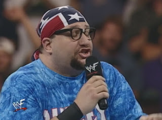 WWE / WWF - Unforgiven 1999 - Bubba Ray Dudley
