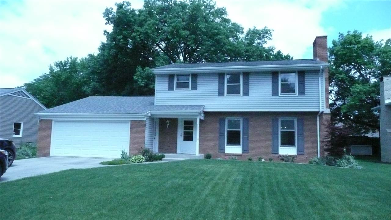Northeast Indiana Homes For Sale Mls201627844 810 Flaxmill Road