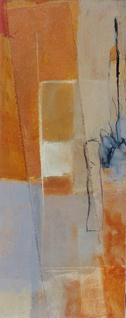 SP 2767 - Abstract Painting - Rosemary Marchetta