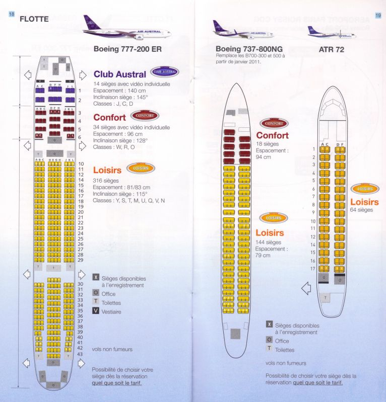 Photo Boeing 777 200 Seating Chart Images