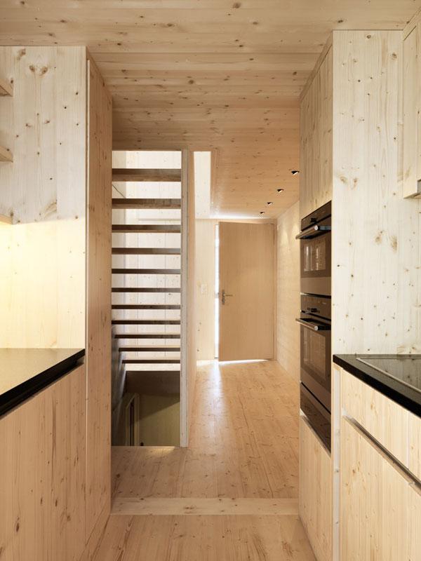 Chalet en Chateâu d´Oex de RBCH Architectes | ▷ Revista ...