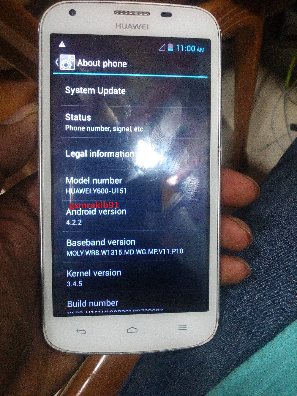 huawei y600 u151 firmware free download