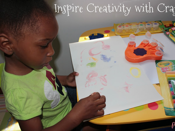 Inspire Play and Creativity with Crayola
