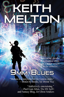 9mm Blues by Keith Melton