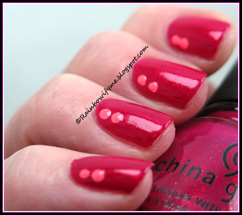 China Glaze ~ Ahoy!