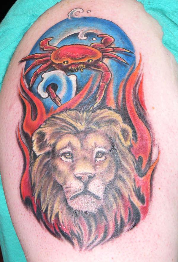 Tattoo Insights: Zodiac cancer tattoos