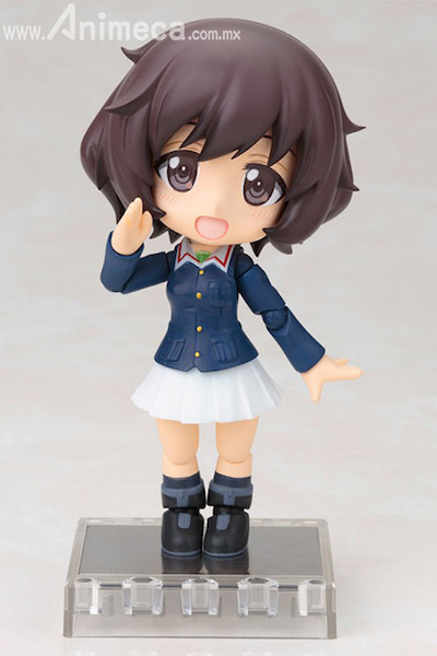 Figura Yukari Akiyama Cu-poche Girls und Panzer