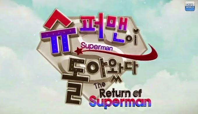 The Return Of Superman, Pilihan Tayangan TV Berkualitas Untuk  Keluarga