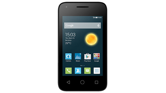 firmware - rom stock Alcatel OT Pixi 3 4009F