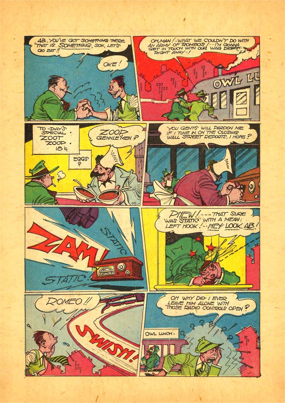 Read online Action Comics (1938) comic -  Issue #68 - 29