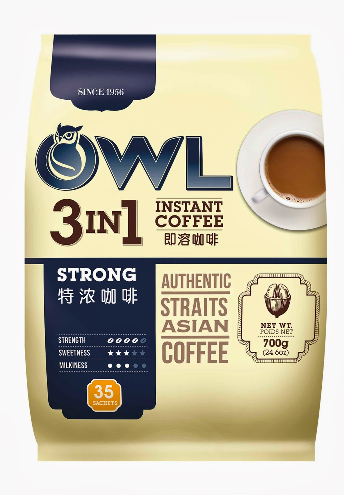 3-in-1 Coffee Strong