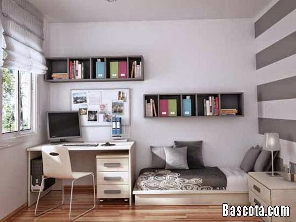 Wall mounted Library In Children Rooms 4