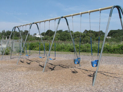 Swings Wellfleet Baker's Field