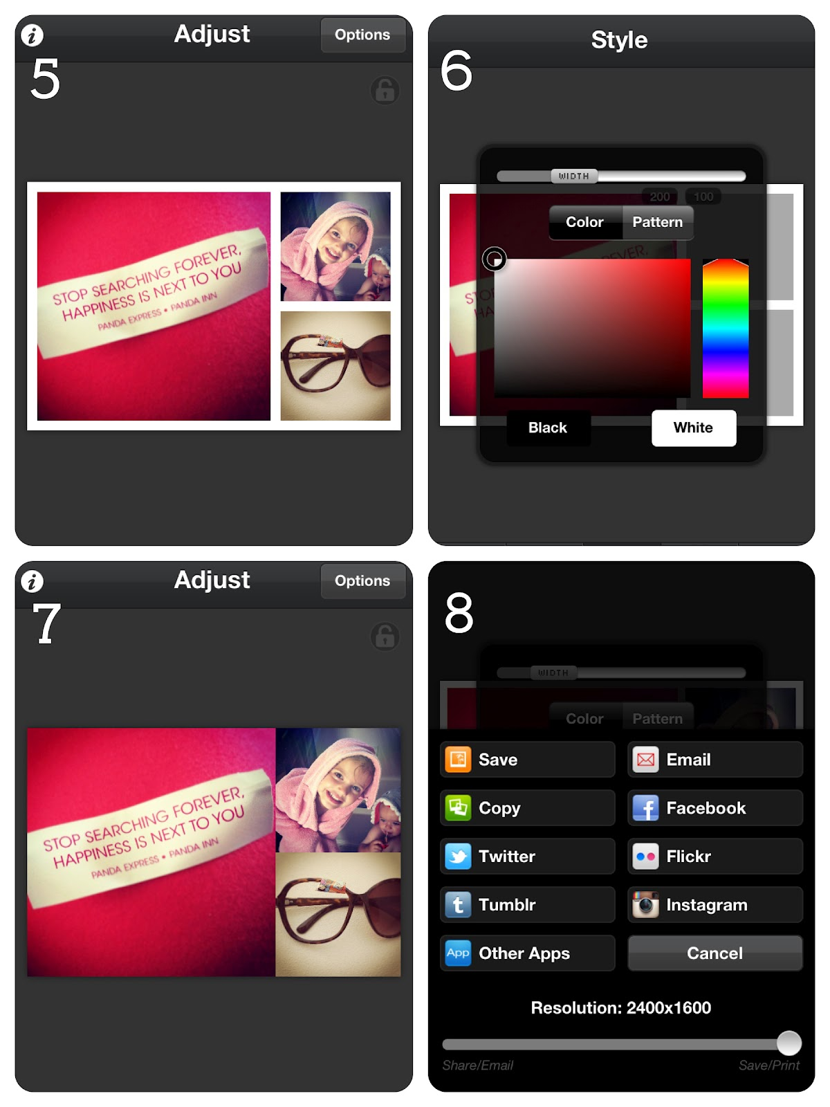 Instagram Pinterest Skyyamazin: How To Print Phone & Instagram Pics {for Project Life