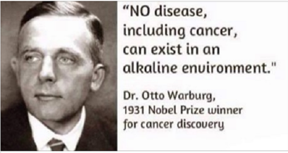 cancer truth and alkaline body