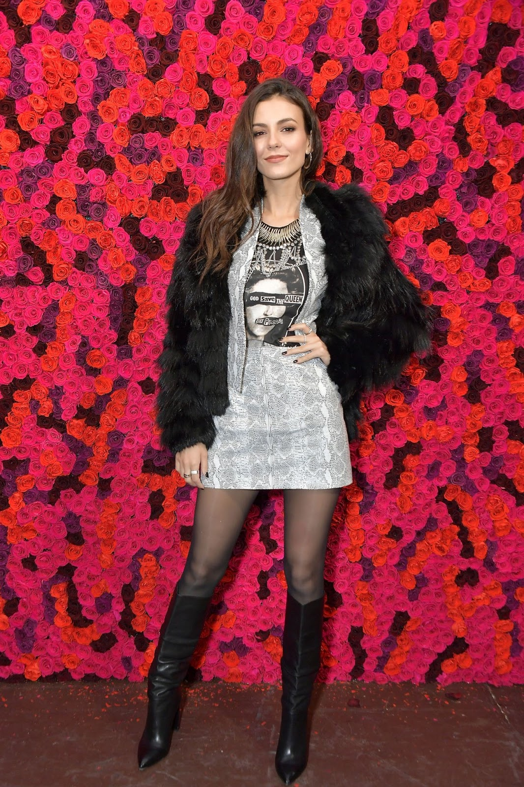 Victoria Justice - Alice + Olivia fashion show during NYFW in NYC February 11, 2019