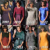 @MichelleObama  Michelle Obama 8 State of the Union - 8 dresses...