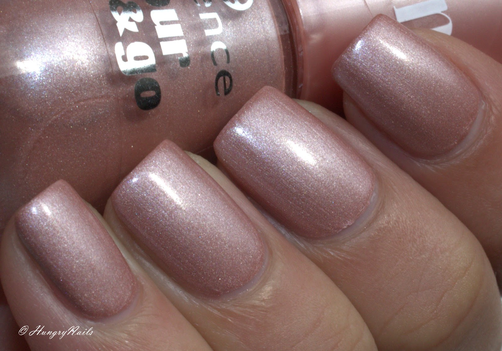 Swatches | essence the satin 188 dare to kiss - HungryNails Blog ...